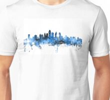 Philadelphia Pennsylvania Skyline Unisex T-Shirt