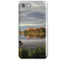 Linlithgow Loch and Palace, Long Exposure iPhone Case/Skin
