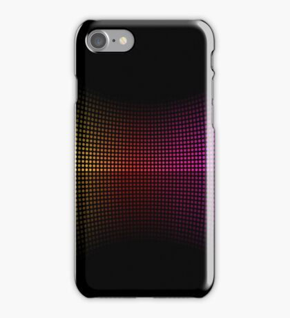 Technobabble; Abstract Digital Vector Art iPhone Case/Skin