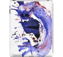 Oil and Water #115 iPad Case/Skin