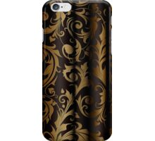 Curtain Call; Abstract Digital Vector Art iPhone Case/Skin