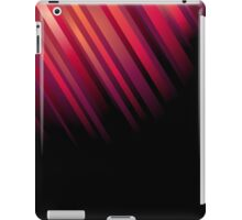 Just a Touch; Abstract Digital Vector Art iPad Case/Skin
