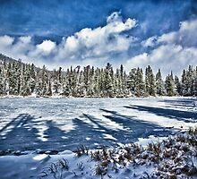Nymph Lake by Adam Northam