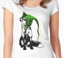 Foxy Elf Women's Fitted Scoop T-Shirt