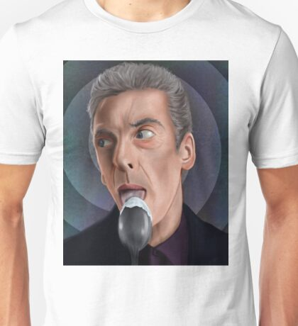 I´m the Doctor and this is my spoon Unisex T-Shirt