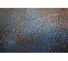 reflections, glen tanar Photographic Print