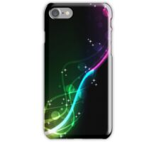 Musically Weird; Abstract Digital Vector Art iPhone Case/Skin