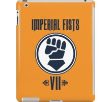 Imperial Fists - Warhammer iPad Case/Skin