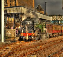 Tornado at Lincoln by Jonathan Cox