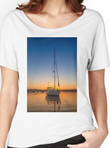 Southerly Sunset Women's Relaxed Fit T-Shirt