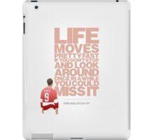 Ferris Bueller's Day Off - Cameron iPad Case/Skin