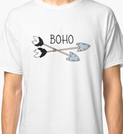 Indian pattern. Boho style Classic T-Shirt