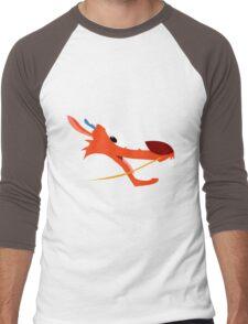 Mushu Men's Baseball ¾ T-Shirt