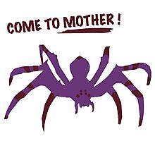 Broodmother Dota Spider Photographic Print