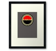 CHOAM - the spice of life Framed Print