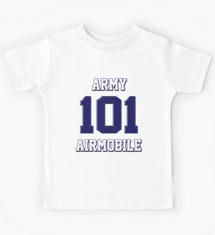 Army 101 Airmobile Kids Tee