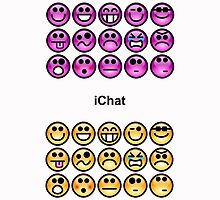 iChat Message Icons Design by ImageMonkey