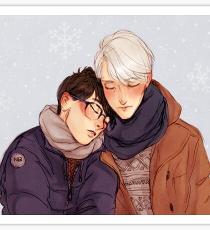 Warm Sticker
