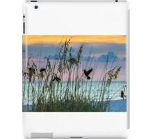Foraging at Sunset iPad Case/Skin