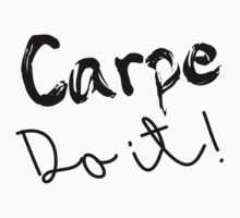 Carpe Do it! by poppyflower