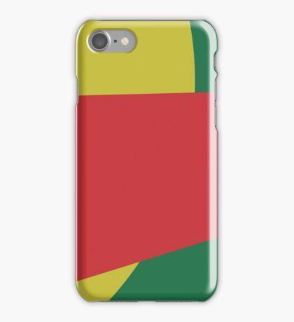 Material Tropic iPhone Case/Skin