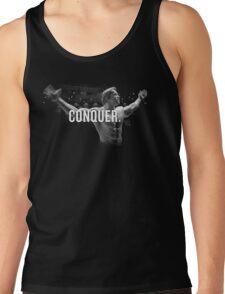 Arnold Schwarzenegger Mr Olympia Conquer  Tank Top