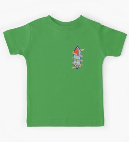 Snow Shovel Guild Kids Tee