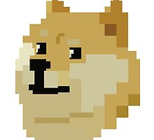 Pixel Doge by TPdesigns