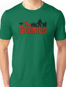 The Goonies logo and characters T-Shirt