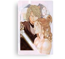 Star wars by Takeshi Obata Canvas Print