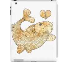 Paper Sadkoi iPad Case/Skin