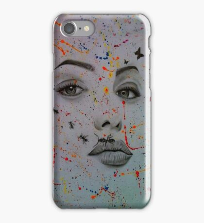 Phobia iPhone Case/Skin