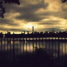 Central Park Reservoir by Jessica Jenney