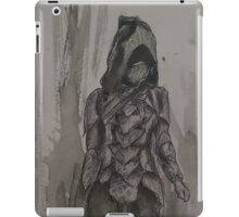 Nightingale Armour Watercolour iPad Case/Skin