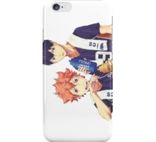 Anime: Haikyuu!! iPhone Case/Skin