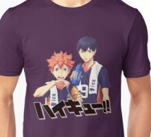 Anime: Haikyuu!! Unisex T-Shirt