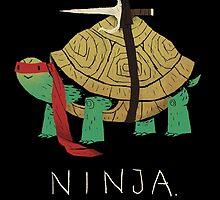 ninja - red by louros