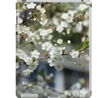 Spring cherry blossoms iPad Case/Skin