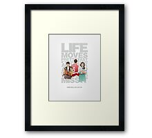 Ferris Bueller's Day Off - The Trio Framed Print