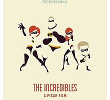 The Incredibles: The Super Family (Vintage) by SITM