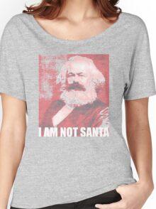 I am not Santa Women's Relaxed Fit T-Shirt
