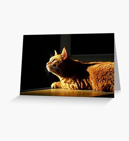 Celine- SANDRAXVMS Greeting Card