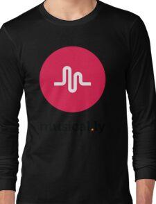 Musical.ly symbol Long Sleeve T-Shirt