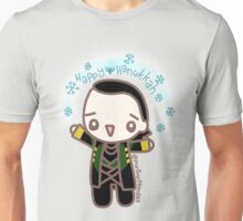 Kiki Hanukkah  Unisex T-Shirt