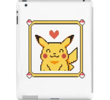 Happy Pikachu iPad Case/Skin