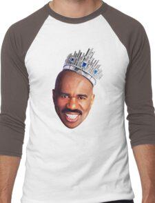 Steve Harvey's Crown Men's Baseball ¾ T-Shirt