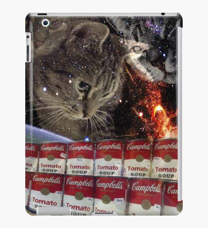 campbells cats iPad Case/Skin