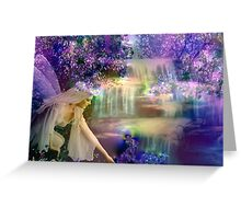 Serenity of Heaven Greeting Card