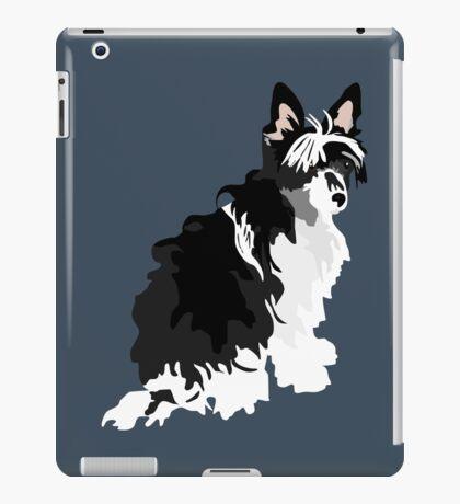 Shaggy Dog iPad Case/Skin