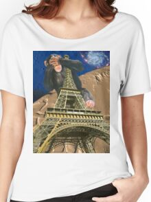 sky monkey #1 Women's Relaxed Fit T-Shirt